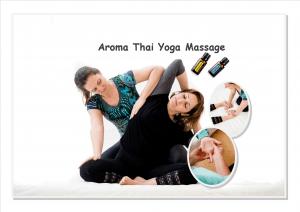 Aroma Thai Yoga Massage - Ausbildung